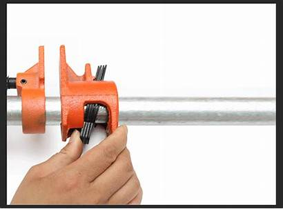 Clamp Pipe Handle Stand Woodworking Fixture Type