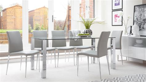 glass or gloss which dining table finish is right for
