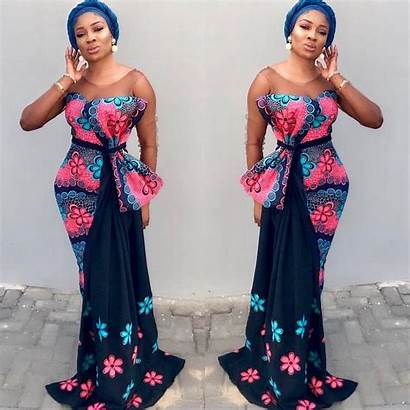 Ankara Styles Latest African Gown Trendy Pick