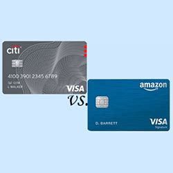 It also offers a citi identity theft solutions program, a service that. Costco vs. Amazon Rewards credit card | finder.com
