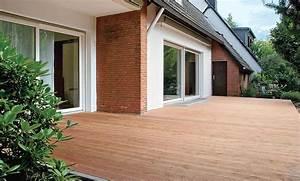 Terrasse aus douglasien holzdielen selbstde for Douglasie terrasse