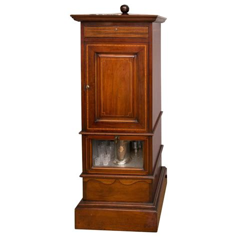 antique humidor cabinet for sale 1930s mahogany dry bar complete with humidor and game