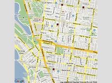 Map of Windsor, Victoria Hotels Accommodation