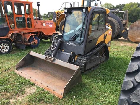 volvo mctc compact trackskid steer construction equipment volvo ce