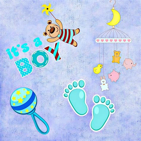 baby birth boy greeting  image  pixabay