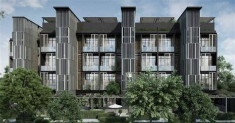 pengembang  mengembangkan unit apartemen mewah arumaya properti  launching