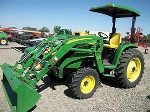 2008 John Deere 4320 Tractors - Row Crop   100hp