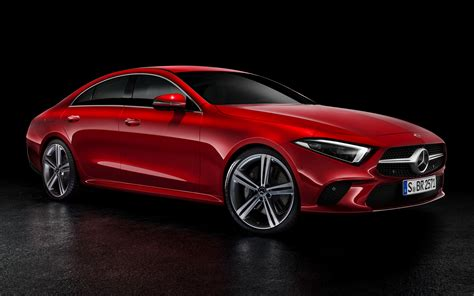 Mercedes Cls Class Wallpapers by 2018 Mercedes Cls Class Wallpapers And Hd Images