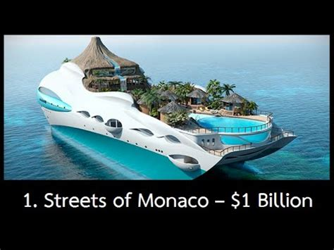 Biggest Luxury Boat In The World by Top 10 Most Expensive Yachts In The World 2016 Youtube