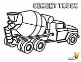 Coloring Construction Pages Truck Cement Mixer Vehicle Fathers Cars Printable Printables Machines Equipment Yescoloring Boys Print Trucks Colouring Sheet Mighty sketch template