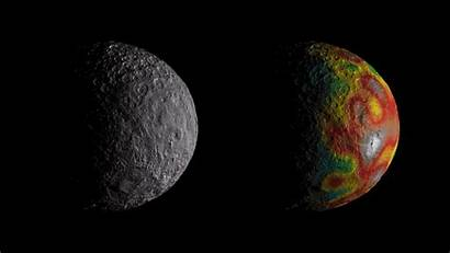 Ceres Ocean Largest Asteroid Internal Once Did