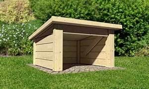 Garage Bauen Lassen : woodfeeling gartenhaus 19 mm haus f r m hroboter naturbelassen ~ Sanjose-hotels-ca.com Haus und Dekorationen