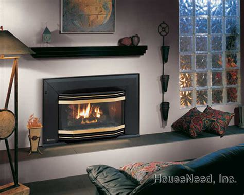 Regency Energy Small Gas Insert E21 And Fireplace Insert