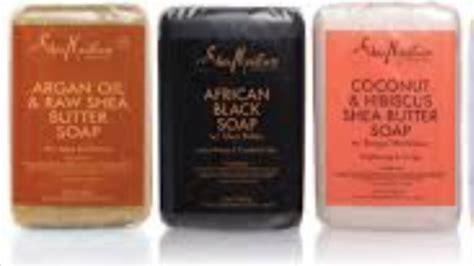 shea moisture soap bar   shampoo bar alternative