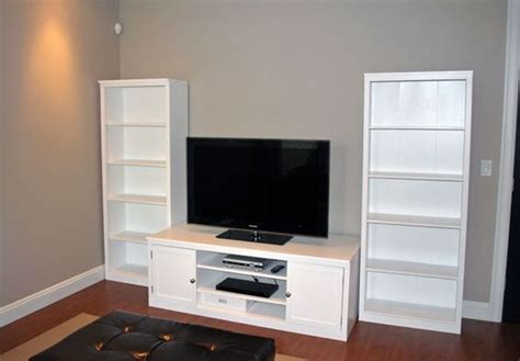 Billy Bookcase Tv Stand by Diy Tv Stand Billy Bookcase Makeover I Think This Is A