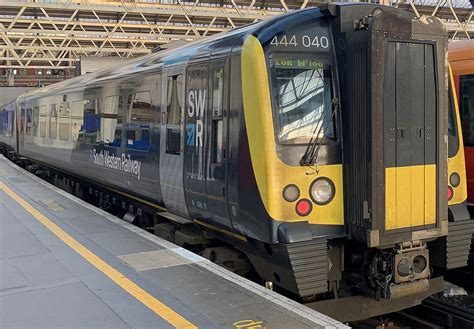 Train Operating Companies
