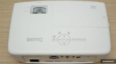 benq w1090 test complet vid 233 oprojecteur les num 233 riques