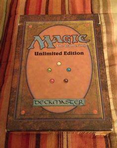 Mtg Unlimited Starter Deck by Unlimited Starter Deck Mtg Magic The Gathering Deckmaster