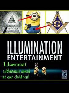Illumination Entertainment- Illuminati satanic subliminals ...