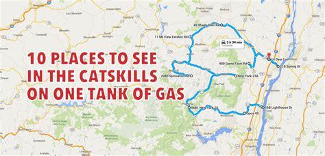 places     catskills   tank  gas