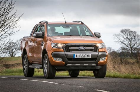 ford ranger review  autocar