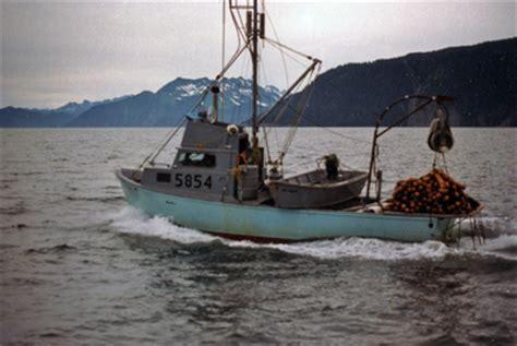 Legacy Fishing Boat Alaska by The Skippers Buchanan Salmon Fishing