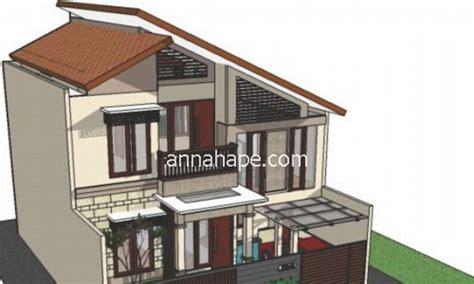 inspirasi desain atap rumah  berbeda okezone economy