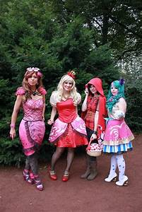 1000+ images about Monster High Ever After High Cosplay on ...