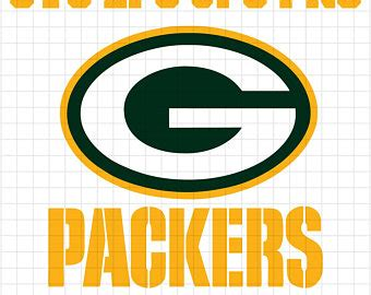 Free vectors and icons in svg format. Green bay packers decal | Etsy