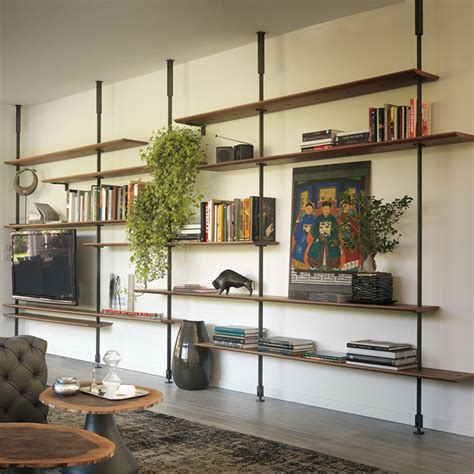 Modern Bookcases by 5 Centerpiece Worthy Modern Bookcases