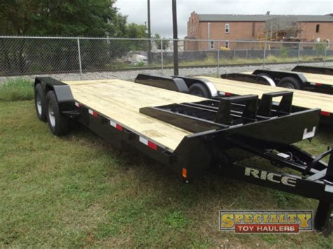 Rice Trailer Car Trailers Review