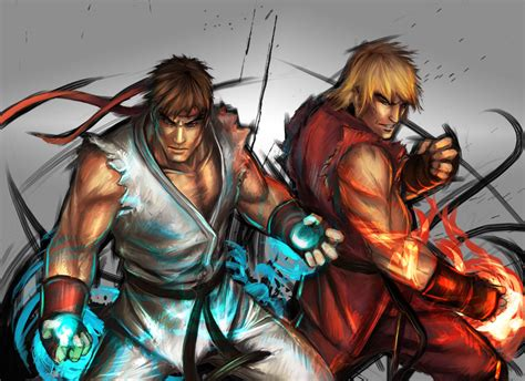 Street Fighter Concept And Fan Art Playstation Lifestyle