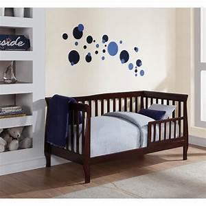 Dorel, Espresso, Daybed, Toddler, Bed