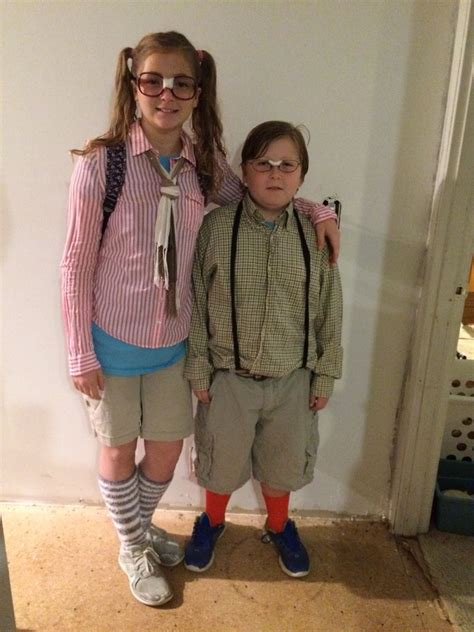 Nerd Day at School! Dress up like Nerd. Nerd Costume Boy Girl. | Halloween | Pinterest | Nerd ...