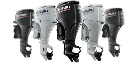 Suzuki 175 Outboard by Bayside Suzuki Marine Suzuki Marine Outboard Motors