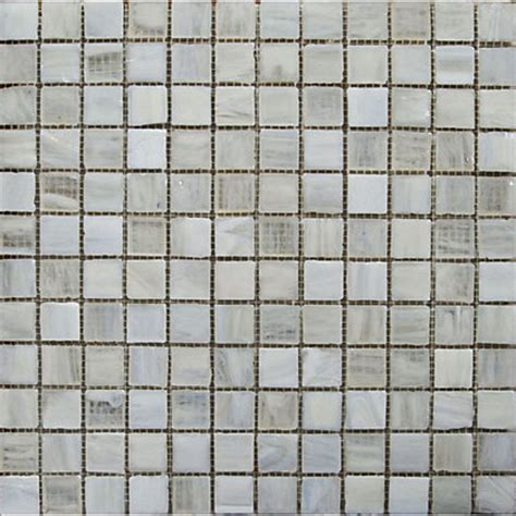 Homebase Bathroom Tiles by Topaz Ivory Pearl Mosaic Tiles 327 X 327mm
