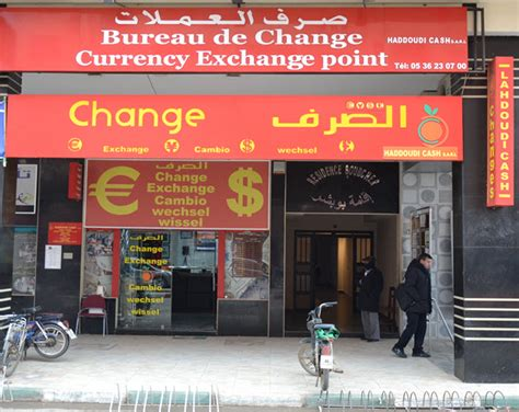 compare bureau de change exchange rates bureau de change haddoudi berkane