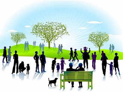 Clipart Environment Community Development Improving Health Disability