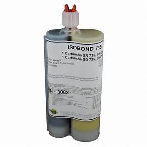 Colle Epoxy Bi Composant : adh sif poxy isobond 735 sr 735 sd 735 sicomin ~ Mglfilm.com Idées de Décoration