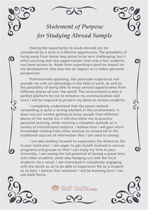 Scholarship Essay Example 8 Examples Samples