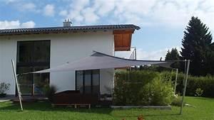 sonnensegel aufrollbar bausatz sonnensegel in elektrisch With französischer balkon mit sonnenschirme rechteckig elektrisch