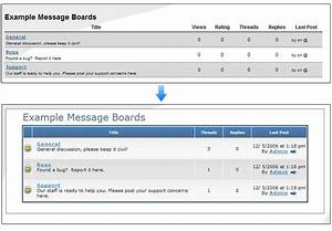 webgui php bb skin template content management system With php forum templates free download