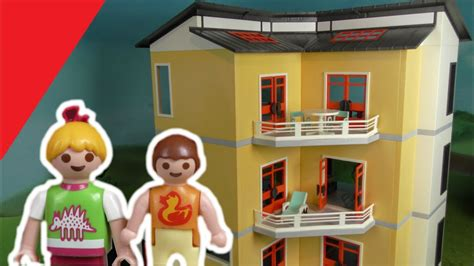 Playmobil Film Deutsch  Neues Playmobil Wohnhaus Soll