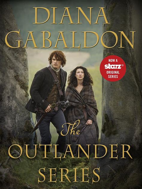 Missing the Outlander series already? | Hoover Public Library