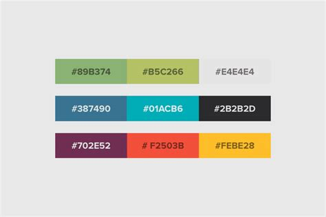 stylish powerpoint color schemes  images modern