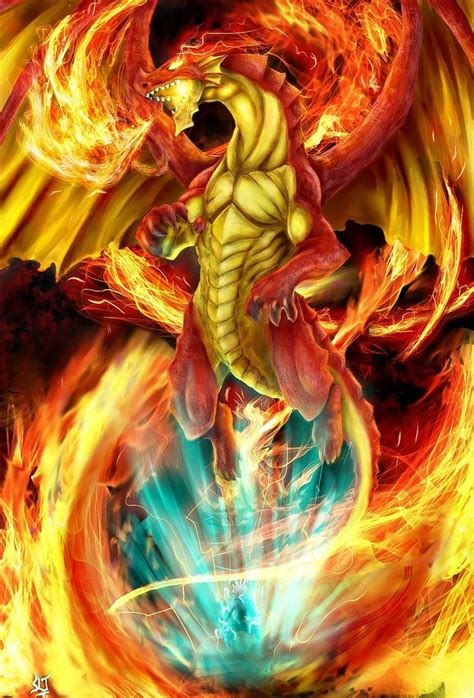 igneel  king  fire dragons  gossj fairytail