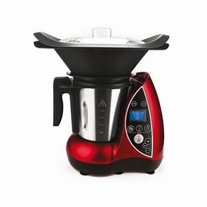 DomoClip Robot culinaire chauffant 1500 W Dop142 Achat Robot multifonction