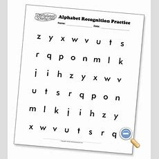 25 Best Images About Alphabet Worksheets On Pinterest  English Worksheets For Kids, Alphabet