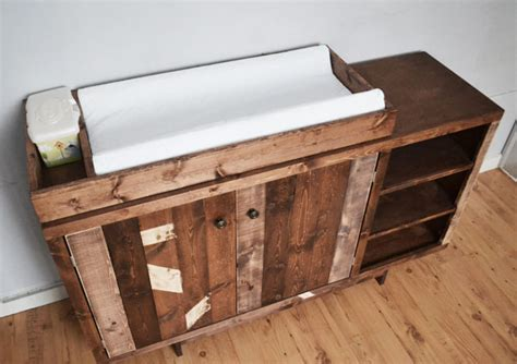 how to make a changing table ana white build a emerson changing table topper free