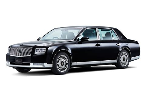 toyota new 2017 new toyota century limo brings old class to tokyo